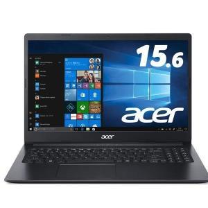 Acer(エイサー) ノートパソコン A315-34-F14UKF チャコールブラック [15.6型...