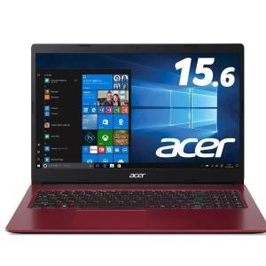 Acer(エイサー) ノートパソコン A315-34-F14URF ラヴァレッド [15.6型 in...