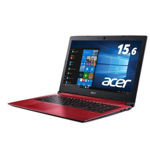 Acer(エイサー) A315-53-A34UR ロココレッド 15.6型ノートパソコン Core ...