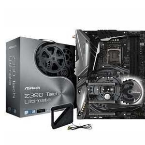 ASRock ATX対応マザーボードZ390 TAICHI ULTIMATE Z390[10000円...