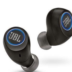JBLFREEXBLKBT2018年10月 発売◆JBL完全ワイヤレスイヤホン「JBL FREE X...