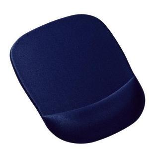 MPDMU1NBL◆低反発ウレタンを使用したリストレスト付きのマウスパッドです。 ◆宇宙工学から生ま...