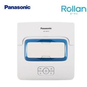 パナソニック 床拭きロボット掃除機 Rollan ローラン MC-RM10-W ホワイト[10000...