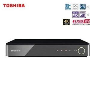 東芝 レグザハードディスクレコーダー 2TB HDD内蔵 4K対応 4Kダブルチューナー内蔵 D-4...