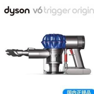ダイソン 掃除機 Dyson V6 Trigger Origin ハンディクリーナー サイクロン式 ...