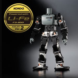 KHR-3HV Ver.2 リフェバッテリー付きセット|technologia