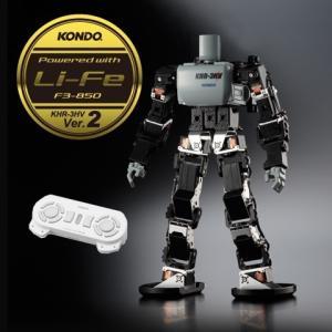 KHR-3HV Ver.2 LiFeセンサーセット|technologia