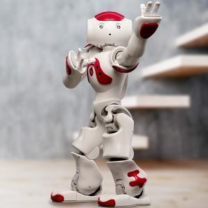【アルデバラン・ロボティクス社】家庭用小型ロボットNAO|tecline|06