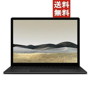 マイクロソフト V4C-00039 ブラック Surface Laptop 3 ノートパソコン 13...