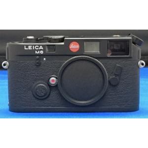 未使用・完品 Leica(ライカ)M6 ブラックボディ
