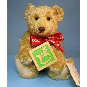 SALE!!テディベア シュタイフ ブロックベア ヒューゴ Steiff Teddybear Hugo くまのぬいぐるみ teddy