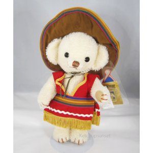 テディベア メリーソート チーキー ゴーズ トゥ メキシコ くまのぬいぐるみ|teddy