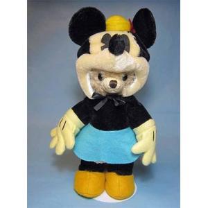 テディベア メリーソート チーキー WDWConventionJapan2006限定チーキーミニーマウス くまのぬいぐるみ|teddy