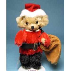 SALE !! テディベア メリーソート チーキー 世界限定 ファザークリスマス|teddy
