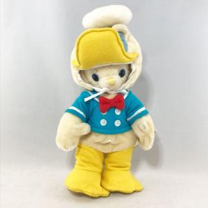 テディベア メリーソート チーキー ディズニーコンベンションジャパン2008限定 チーキー ドナルドダック くまのぬいぐるみ|teddy