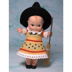 R・ジョンライト ドール キューピー ウィッチ (魔女) R. John Wright Doll Kewpie Witch|teddy