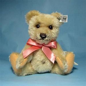 テディベア シュタイフ フェスティバル 60周年ジャッキー くまのぬいぐるみ|teddy
