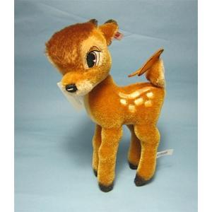 テディベア シュタイフ 2017年  ディズニー バンビ Steiff Disney Bambi ぬいぐるみ|teddy