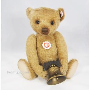 テディベア シュタイフ ベル ザ・リバティベア Steiff Teddybear  Belle, The Liberty Bear くまのぬいぐるみ|teddy