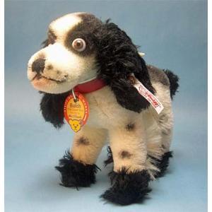 シュタイフ バッチ ザ カヴァー ドッグ Steiff Butch the cover dog  ぬいぐるみ|teddy