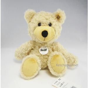 Steiffシュタイフ テディベア チャーリー ベージュ 30cm ぬいぐるみ ふわふわ Steiff Charly dangling Teddy Bear 30cm|teddy|02