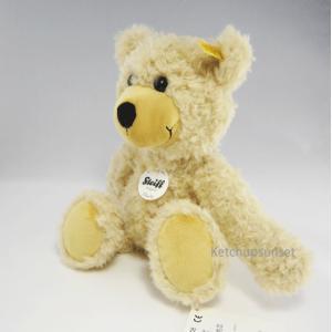 Steiffシュタイフ テディベア チャーリー ベージュ 30cm ぬいぐるみ ふわふわ Steiff Charly dangling Teddy Bear 30cm|teddy|03