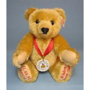 SALE!!テディベア シュタイフ 2002年 ドイツ シュタイフクラブ 限定 10thAnniversaryBear|teddy