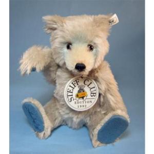 SALE!!テディベア シュタイフ 1992年 シュタイフクラブ 限定 テディベイビーブルー TeddybabyBlue|teddy
