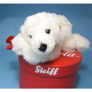 シュタイフ Steiff コカ・コーラ ポーラベア イン ザ ボックス Steiff Coca Cola  Polar Bear くまのぬいぐるみ|teddy