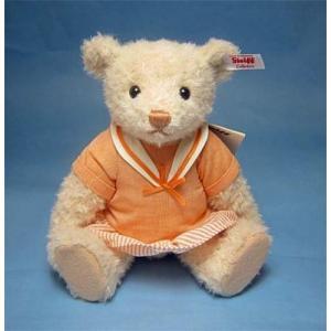 シュタイフ イーディス テディベア Steiff Edith Teddybear  くまのぬいぐるみ|teddy