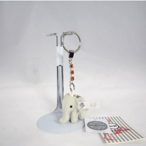 Steiffシュタイフ リトルエレファントペンダント キーリング Steiff  Little Elephant Pendant ゾウのキーリング|teddy|05