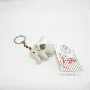 Steiffシュタイフ リトルエレファントペンダント キーリング Steiff  Little Elephant Pendant ゾウのキーリング|teddy|07