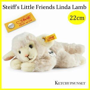 シュタイフ  リトルフレンズ ひつじのリンダ Steiff's Little Friends Linda Lamb|teddy