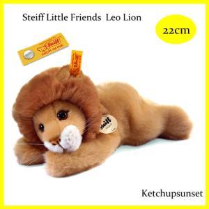 シュタイフ  リトルフレンズ ライオンのレオ Steiff's Little Friends Leo Lion|teddy