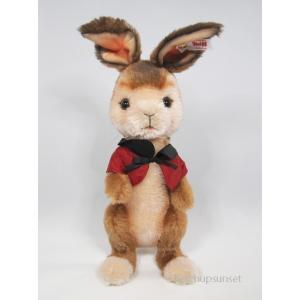 テディベア シュタイフ フロプシーバニー モヘア Steiff Flopsy Bunny Mohair うさぎのぬいぐるみ|teddy
