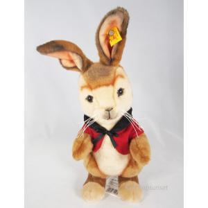 テディベア シュタイフ フロプシーバニー ソフトタイプ Steiff Flopsy Bunny  うさぎのぬいぐるみ|teddy