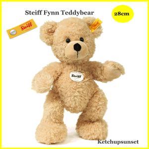 シュタイフ テディーベア フィン 28cm Steiff Fynn|teddy
