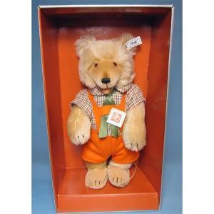 SALE!!テディベア シュタイフ 1989年 アメリカ FAOシュワルツ限定 Golden Gate Teddy Baby|teddy