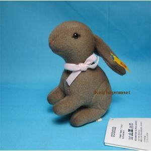 テディベア シュタイフ ヘーゼル ラビット ブラウン Steiff Hazel Rabbit Brown|teddy