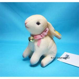 テディベア シュタイフ ヘーゼル ラビット クリーム Steiff Hazel Rabbit Cream|teddy