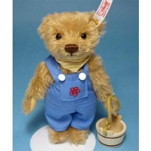 シュタイフ ジャック テディベア Steiff Jack Teddybear くまのぬいぐるみ|teddy