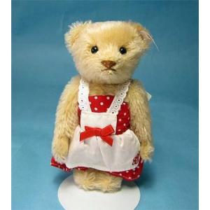 テディベア シュタイフ ジル テディベア Steiff Jill Teddybear くまのぬいぐるみ|teddy