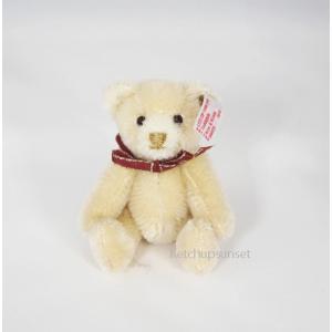 テディベア  クリス&クリスタ クリスマスベア Steiff Teddybear Kris&Krista, Chirstmas bear くまのぬいぐるみ|teddy|05