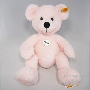 シュタイフ テディーベア ロッテ ピンク 40cm Steiff Lotte Pink teddy