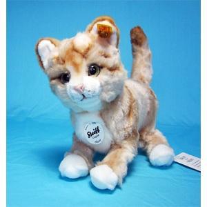シュタイフ ねこのミジー  Steiff Mizzy Cat teddy