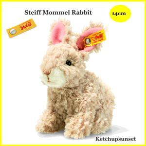 シュタイフ マーメルラビット Steiff Mommel Rabbit 14cm うさぎのぬいぐるみ|teddy