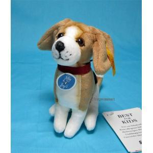 テディベア シュタイフ  ニリー ザ ビーグル ペンダント Steiff Pendant Nelly the beagle (キーリング) teddy