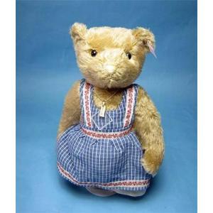 シュタイフ ポーリーン テディベア Steiff Pauline Teddybear   くまのぬいぐるみ|teddy