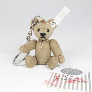Steiffシュタイフ ペンダント テディベア Steiff  pendant Teddy Bear  テディベアのキーリング|teddy