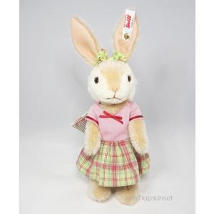テディベア シュタイフ ラビットガール Steiff Rabbit Girl うさぎのぬいぐるみ|teddy